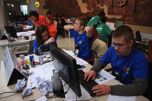 International Collegiate Programming Contest (ICPC)