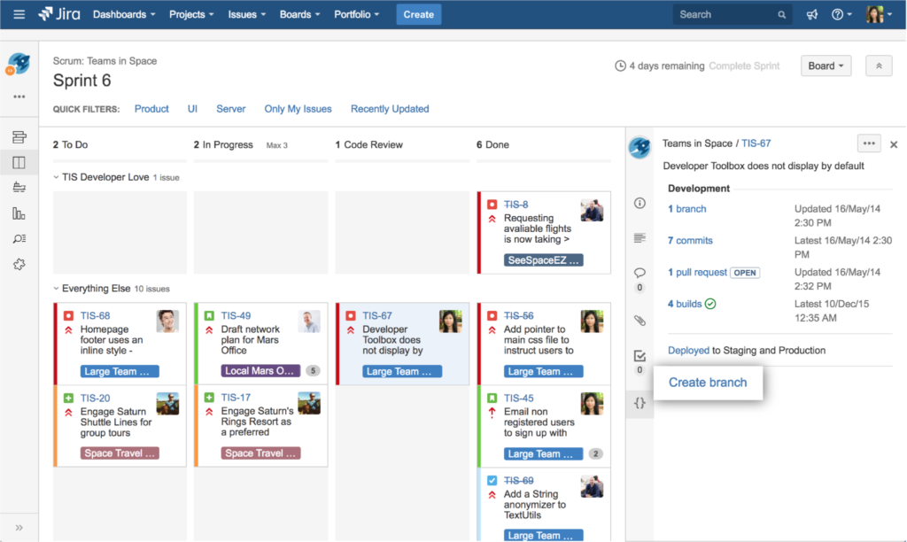 10 reasons why teams are switching from GitHub to Bitbucket after